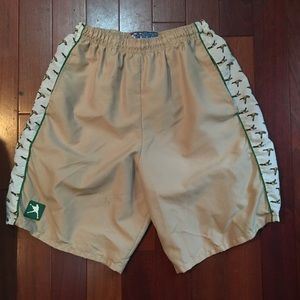 Other - Lacrosse Unlimited Shorts Men's Large Tan Flawed